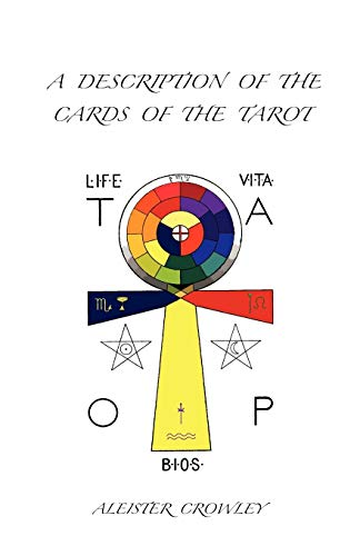9781585093076: A Description of the Cards of the Tarot