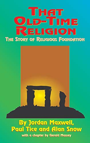 9781585095155: That Old-Time Religion