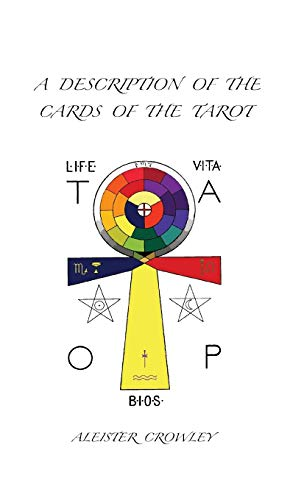 9781585095438: A Description of the Cards of the Tarot
