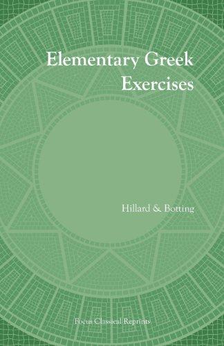 9781585100170: Elementary Greek Exercises
