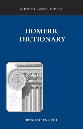 9781585100286: Homeric Dictionary