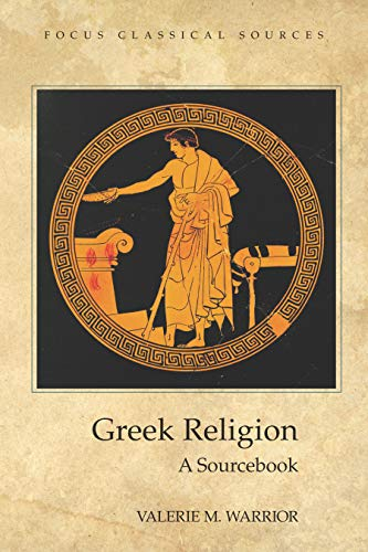 9781585100316: Greek Religion: A Sourcebook