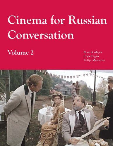 9781585101191: Cinema for Russian Conversation: Volume 2