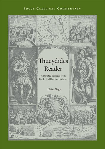 9781585101269: Thucydides Reader (Focus Classical Commentary)