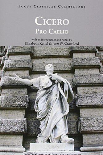 9781585101382: Pro Caelio (Focus Classical Commentaries)