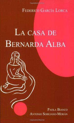 9781585101436: La casa de Bernarda Alba (Focus Student Edition) (Spanish Edition)