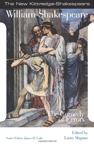 9781585101665: The Comedy of Errors (New Kittredge Shakespeare)