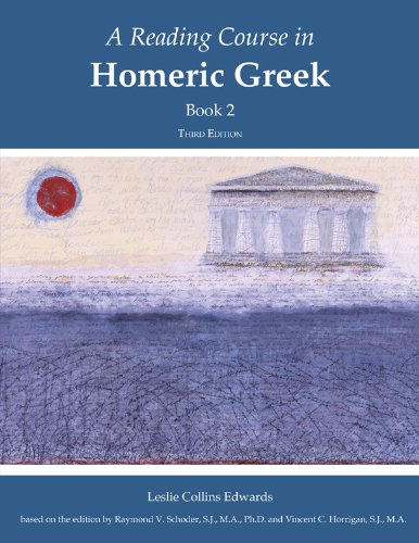 A Reading Course in Homeric Greek, Book: Horrigan, Vincent C.,