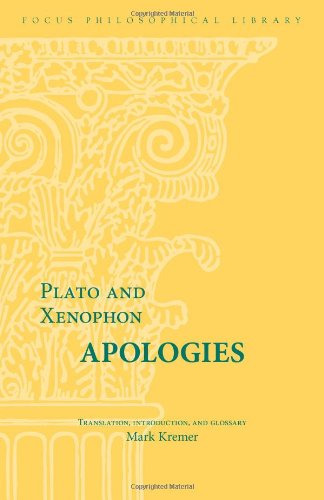 9781585101887: Apologies (Focus Philosophical Library)