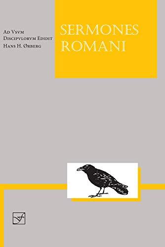 9781585101955: Lingua Latina - Sermones Romani: Ad usum discipulorum