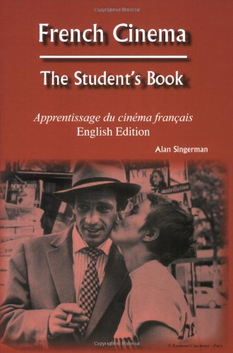 9781585102051: French Cinema: The Student's Book