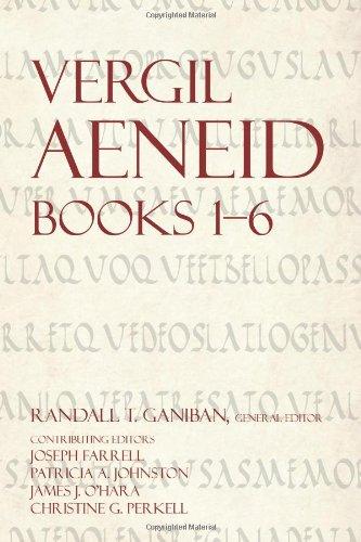 9781585102143: Aeneid 1Â 6 (The Focus Vergil Aeneid Commentaries)