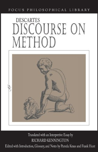 9781585102594: Discourse on Method (Focus Philosophical Library)