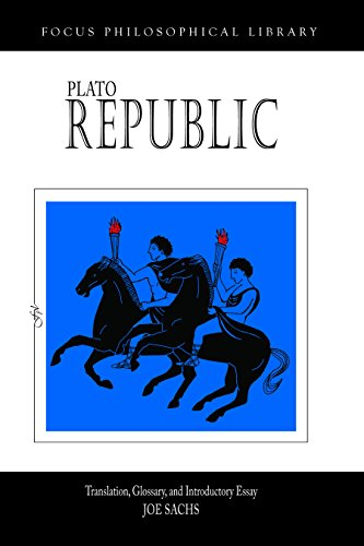 9781585102617: Republic (Focus Philosophical Library (Paperback))