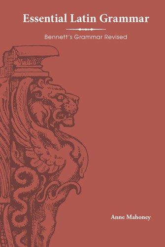 9781585102747: Essential Latin Grammar: Bennett's Grammar Revised (Latin Edition)