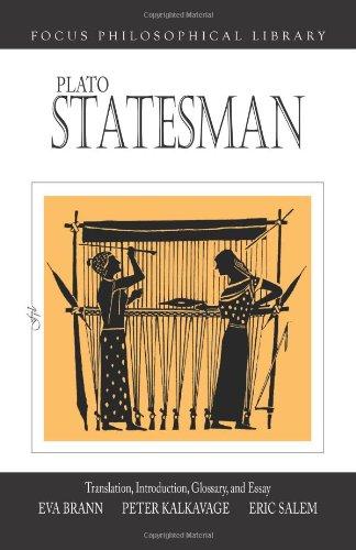 9781585102907: Statesman (Focus Philosophical Library)