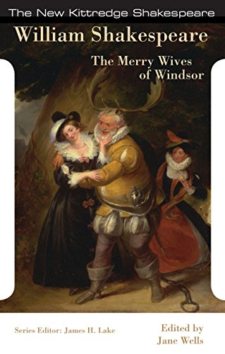9781585103652: Merry Wives of Windsor (New Kittredge Shakespeare)