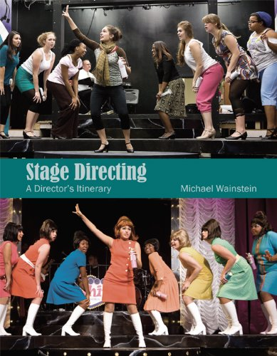 9781585103959: Stage Directing: A Director's Itinerary