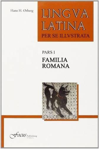 9781585104208: Lingua Latina per se Illustrata, Pars I: Familia Romana