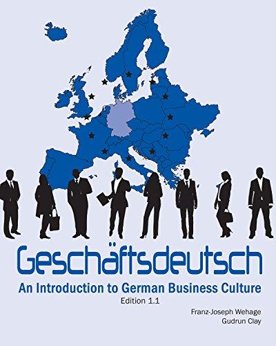9781585108008: Geschaftsdeutsch: An Introduction to German Business Culture