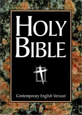 9781585160044: Large Print Easy-Reading Bible-Cev