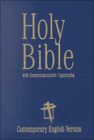9781585160211: Holy Bible With Deuterocanonicals/Apocrypha: Contemporary English Version