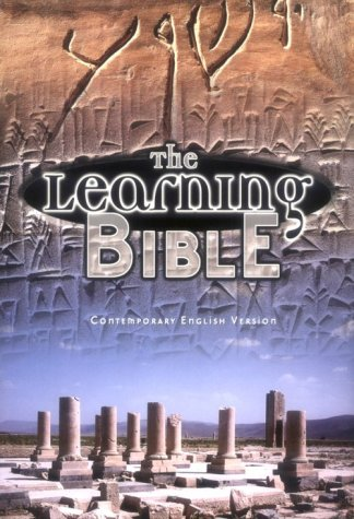 9781585160259: The Learning Bible: Contemporary English Version (Firelight Planning Resources)