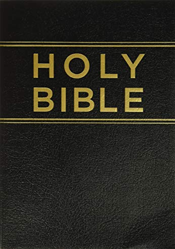 HOLY BIBLE Extra Large Print -KJV