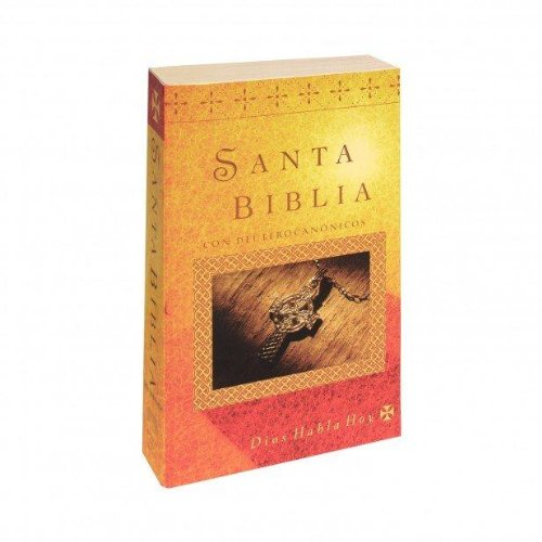 Santa Biblia Con Deuterocanonicos-VB (Spanish Edition) (1585160466) by [???]