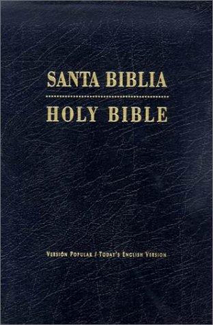 9781585160495: Bilingual Bible - Spanish/English Edition