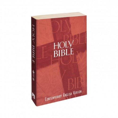 Holy Bible: Contemporary English Version: American Bible Society