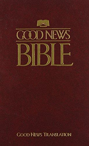 Good News Bible Todays English Version Holy Bible 1983 HC American Bible Society