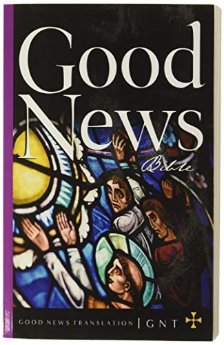 Good News Bible: Not Available