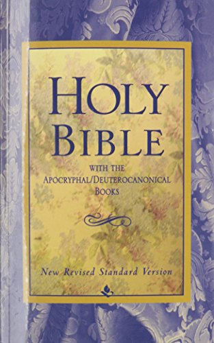 BIB NRSV with Apocryphal/Deuterocanonical Books: Not Applicable (Na