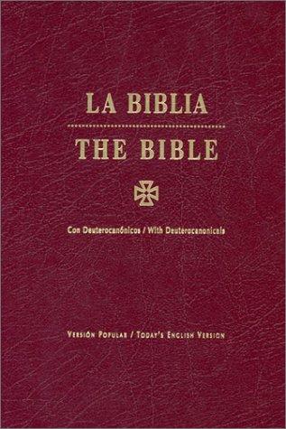 9781585160976: Bilingual Bible - Spanish/English Edition