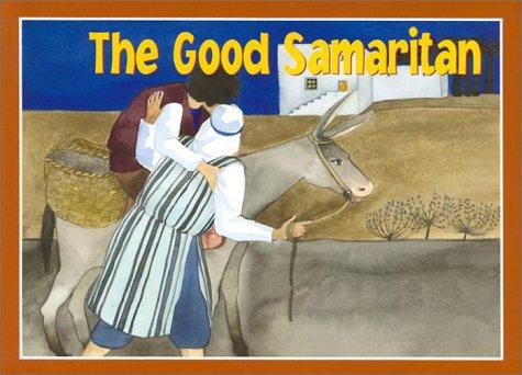 The Good Samaritan (Open Your Eyes Collection): American Bible Society