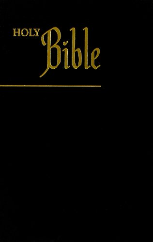 Holy Bible: King James Version: American Bible Society