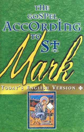 Gospel According to St. Mark with Book(s)