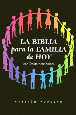 9781585167142: Large Print Bible for Today's Family-VP (Spanish Edition)