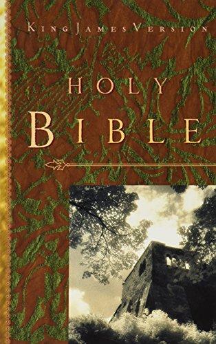 Holy Bible-KJV: King James Version