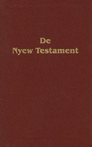 9781585168095: De Nyew Testament (The New Testament in Gullah)
