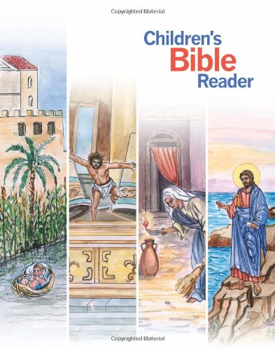 Orthodox Childrens Illustrated Bible: American Bible Society
