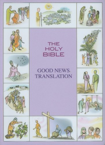 The Holy Bible(Good News Translation)(compact children's bible): American Bible Society