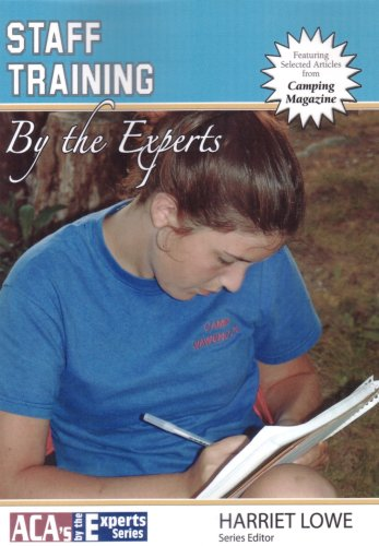 9781585180363: Staff Training: By the Experts (ACA's by the Experts)