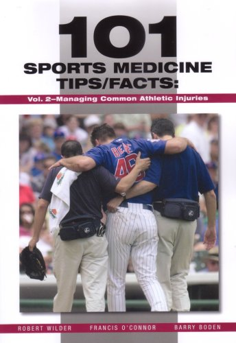 101 Sports Medicine Tips/Facts: Managing Common Athletic: Robert Wilder, Francis