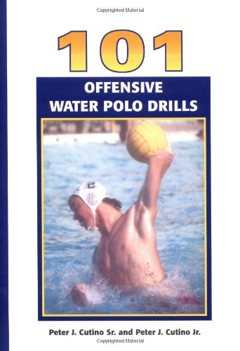 9781585183142: 101 Offensive Water Polo Drills