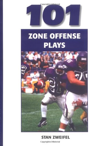 9781585184040: 101 Zone Offense Plays (Science & Practice of Coaching)