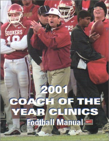 9781585184859: Coach of the Year Clinics Football Manual