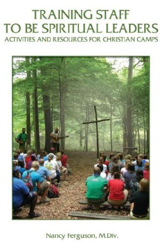 9781585186655: Training Staff to Be Spiritual Leaders: Activities and Resources for Christian Camps
