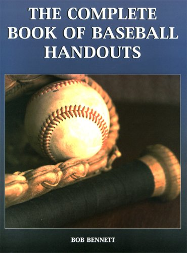 9781585188819: The Complete Book Of Baseball Handouts